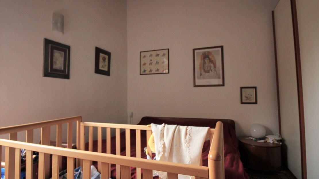 Appartamento in vendita nei pressi di via Orcagna Camera da letto