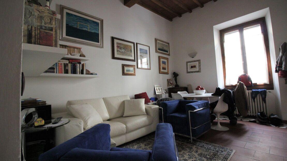Appartamento in vendita nei pressi di via Orcagna Soggiorno