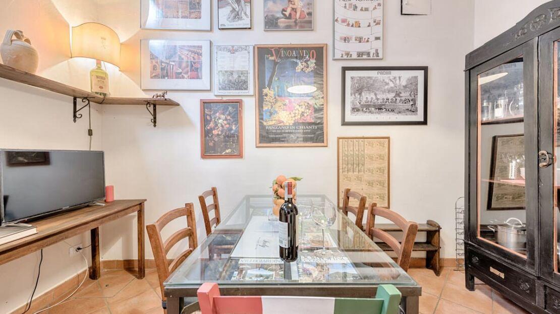 Appartamento porta romana Firenze Cucina