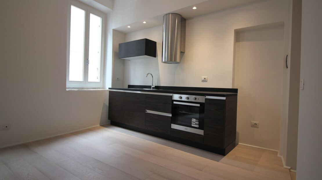 Casa in vendita via dei Serragli Cucina Soggiorno