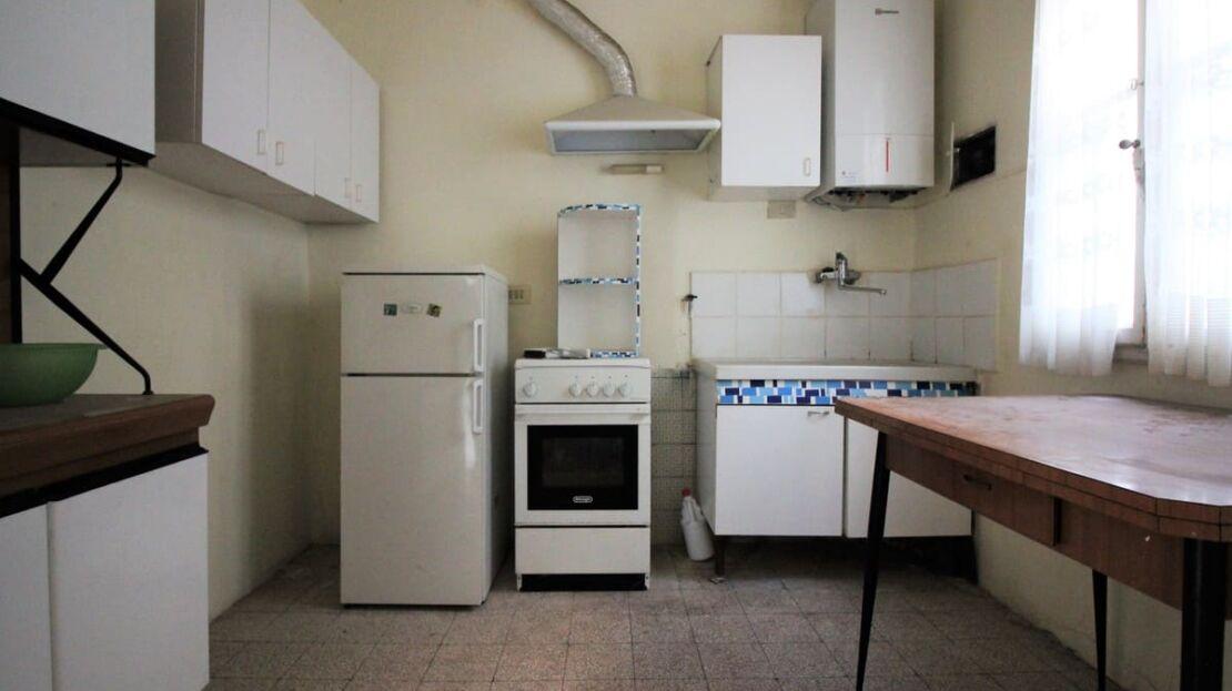 Quadrilocale Borgo Ognissanti Cucina