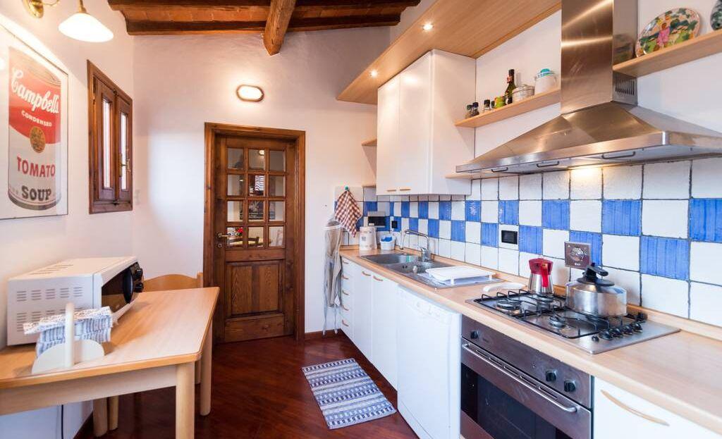 Casa in vendita in Borgo Allegri Cucina