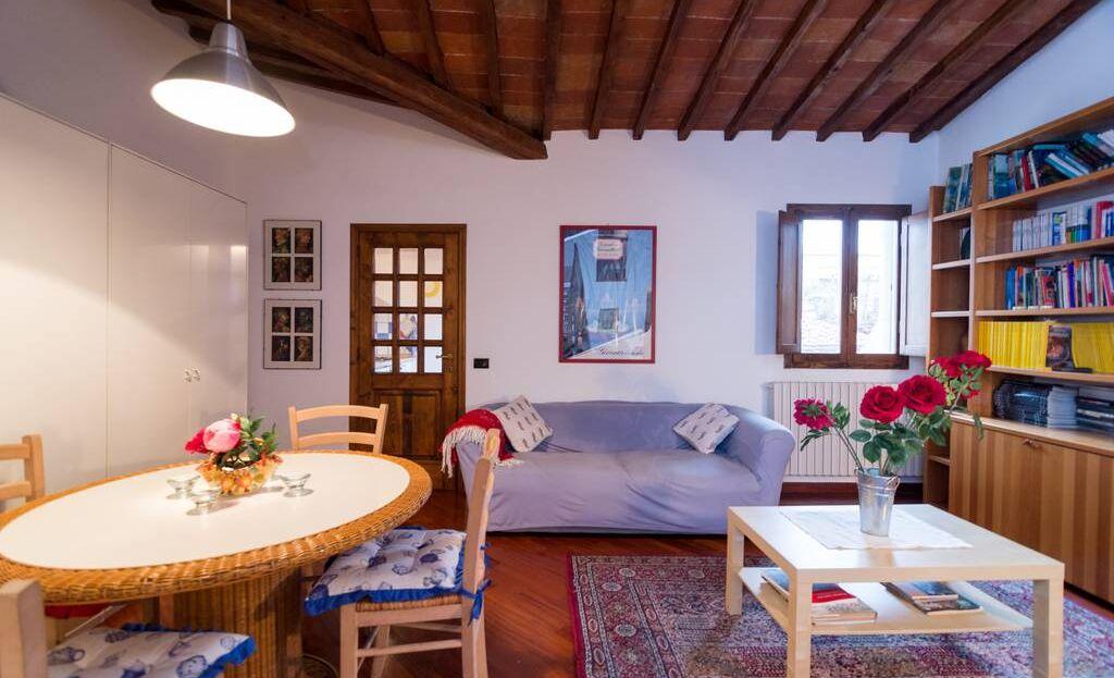 Casa in vendita in Borgo Allegri Soggiorno