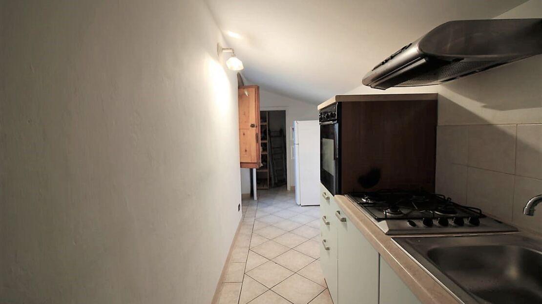 Casa in vendita in via Cavour Cucina