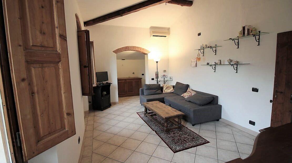 Casa in vendita in via Cavour Soggiorno