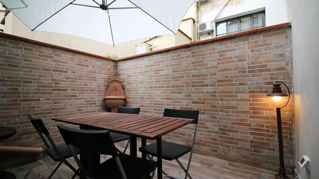 Casa in vendita nei pressi di piazza d'Azeglio Terrazzo