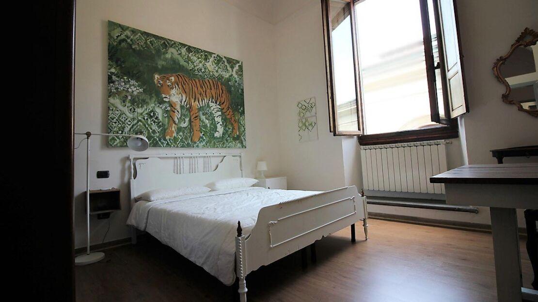 Casa Mercato Centrale di Firenze Camera da Letto
