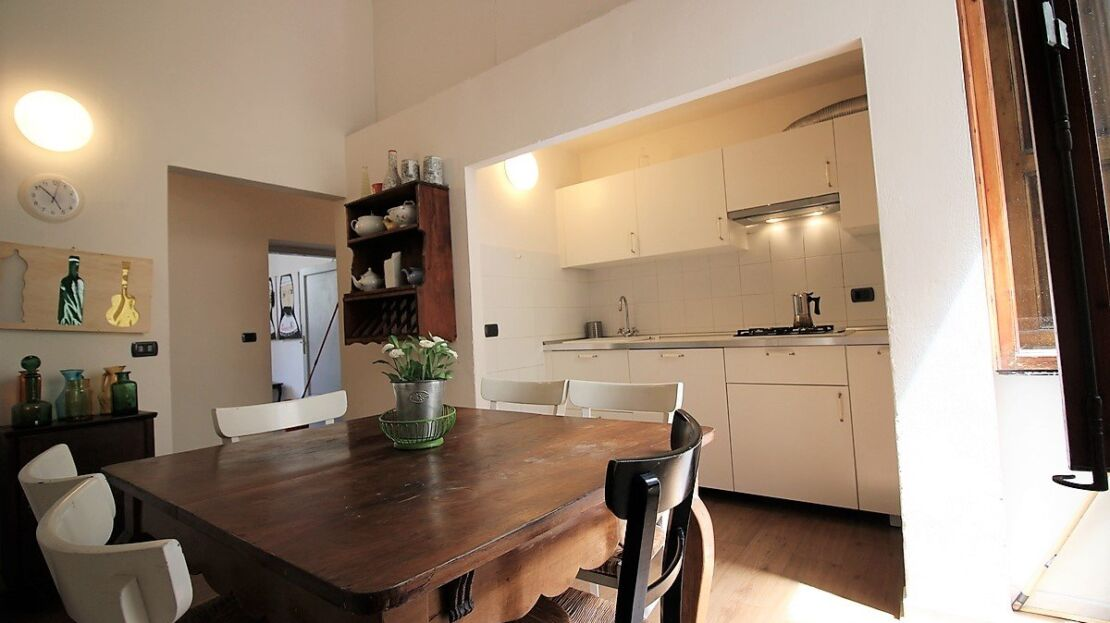 Casa Mercato Centrale di Firenze Cucina