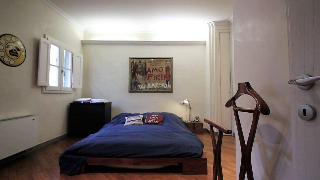 Casa vendita Borgo Ognissanti Camera da Letto