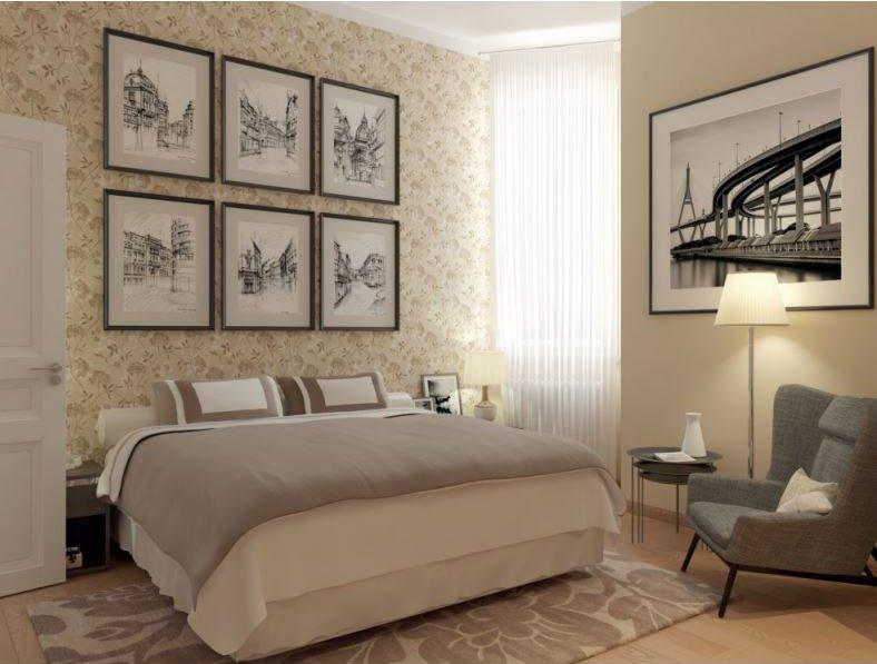 Appartamento in vendita in via Cavour Camera da Letto