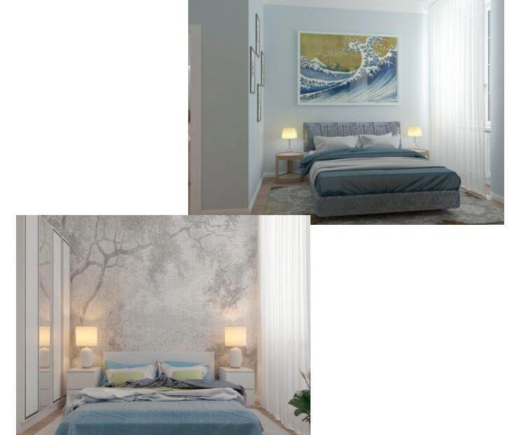 Appartamento in vendita in via Cavour Camere da Letto