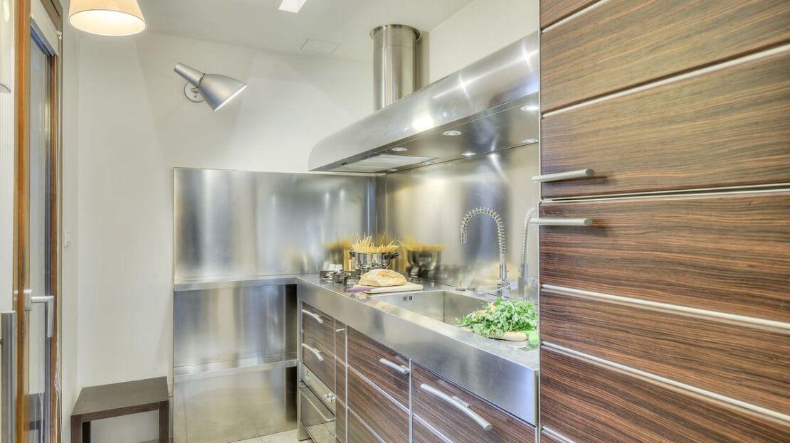 Casa in vendita in via Orcagna Cucina
