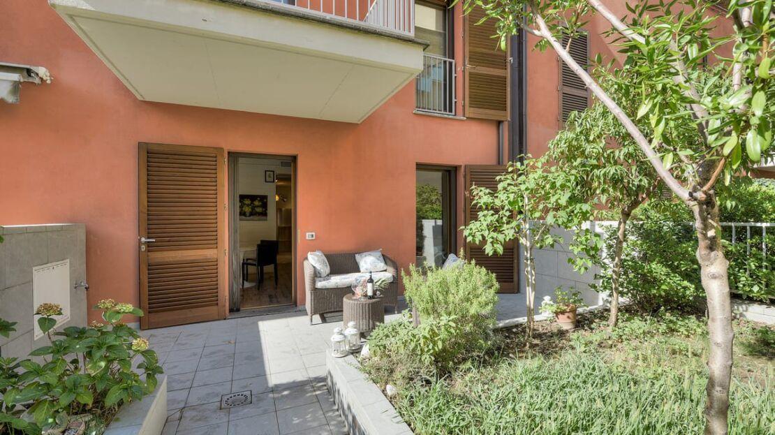 Casa in vendita in via Orcagna Giardino