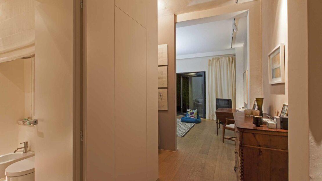 Loft in vendita in Oltrarno Salotto