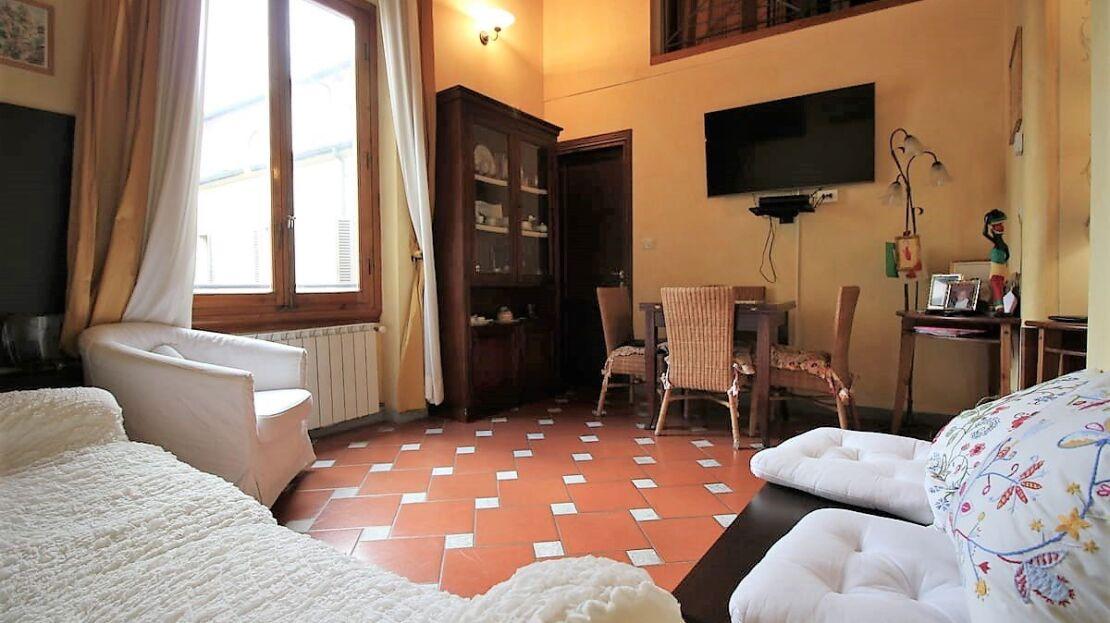 Casa in vendita in Borgo Ognissanti Soggiorno