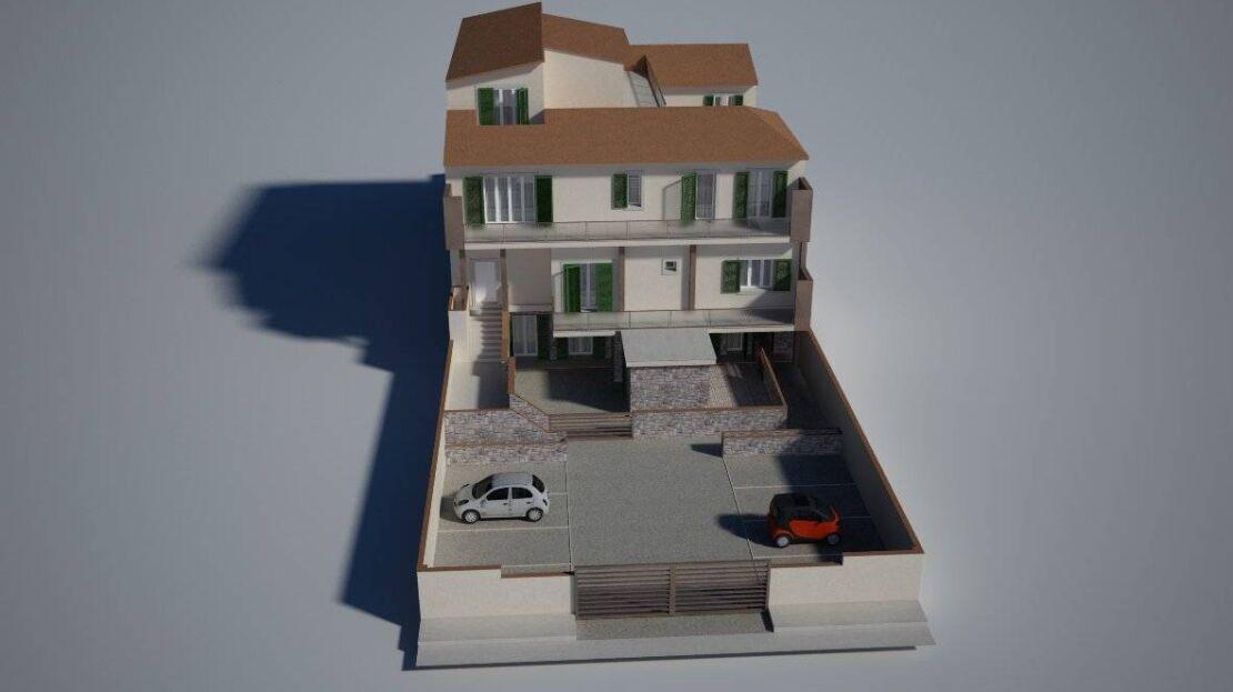 Casa in vendita in via Cairoli Palazzo