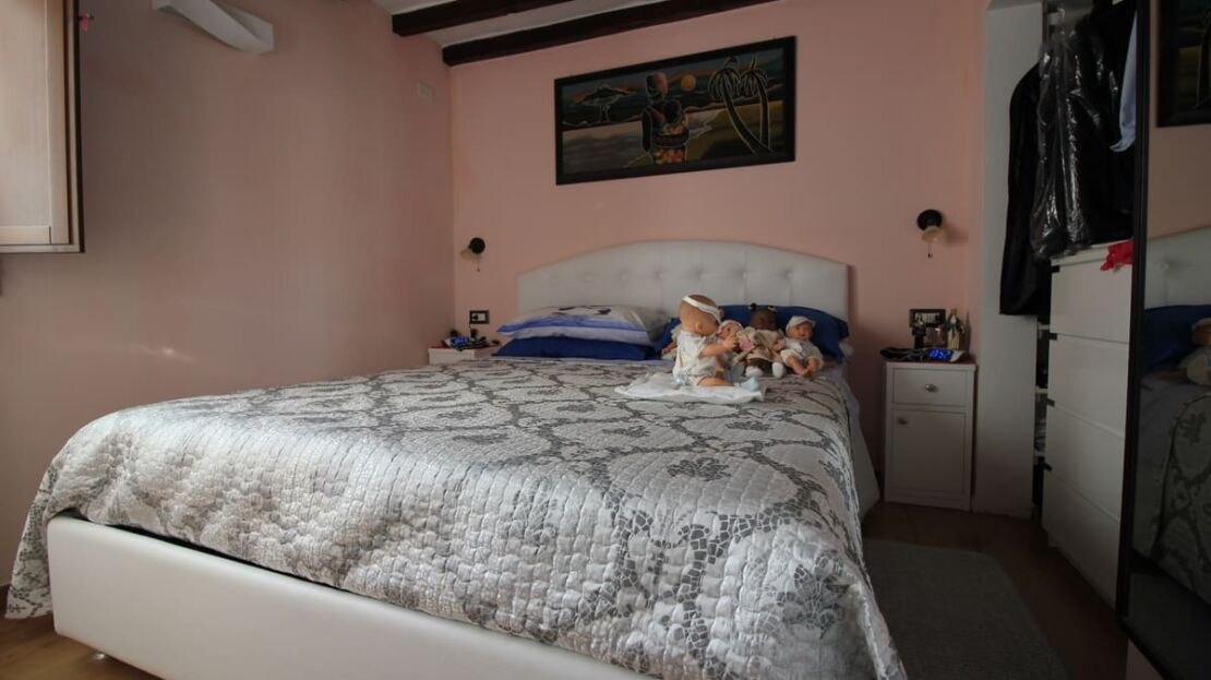 Casa in vendita in via Monte alle Croci a Firenze Camera da Letto