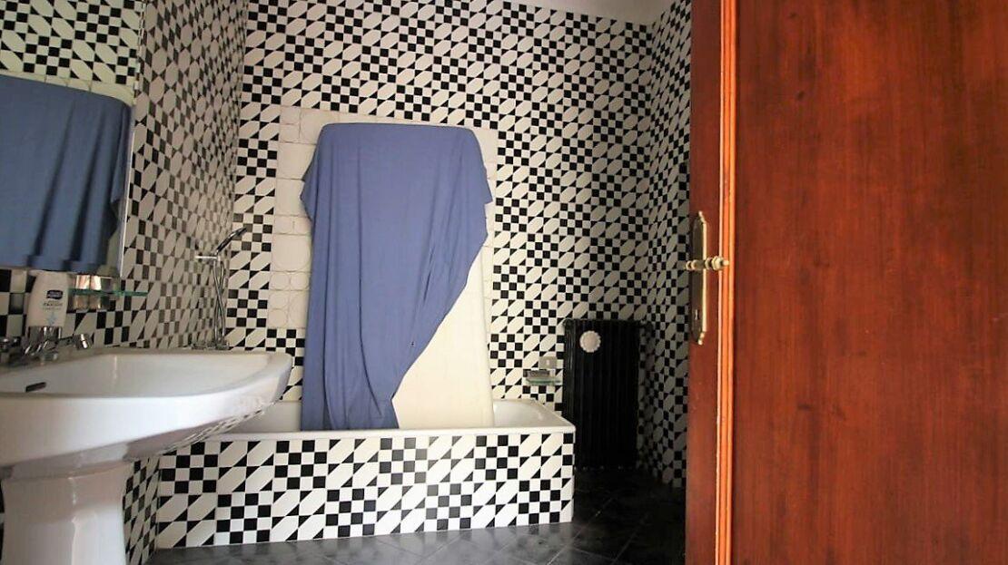 Casa in vendita in via San Gallo bagno