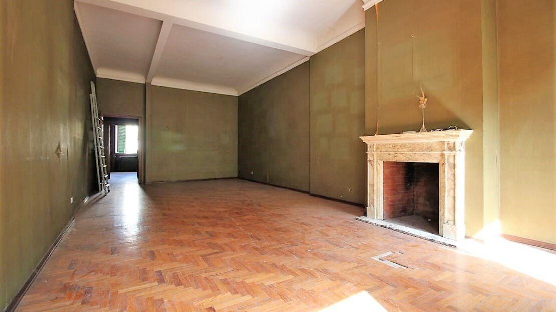 Casa in vendita in via San Gallo soggiorno