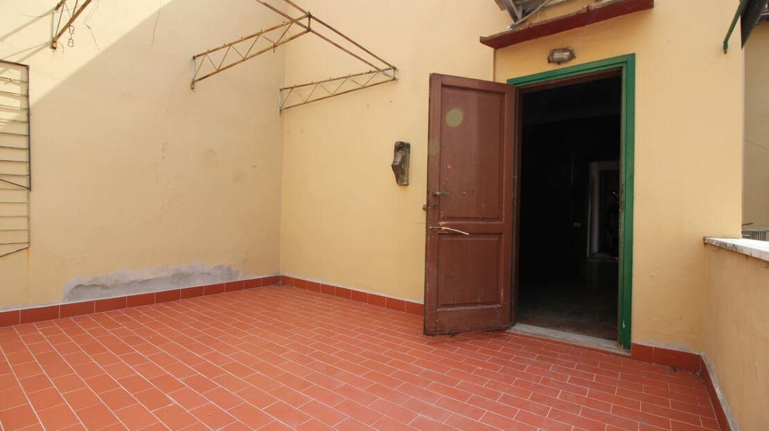 Casa in vendita in via San Gallo terrazzo