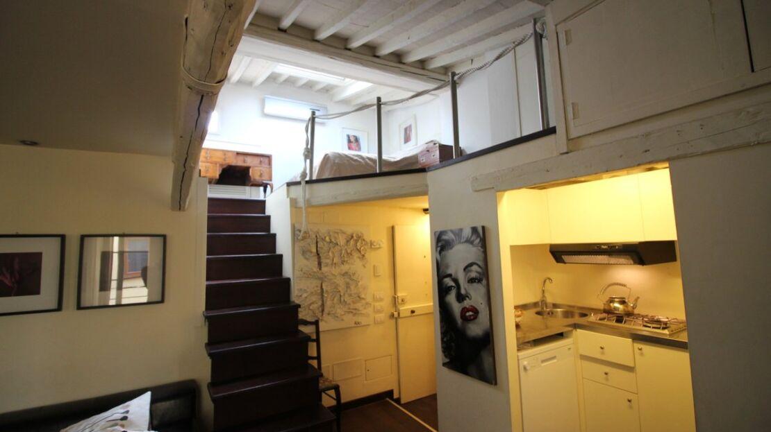 Apartment for sale in via dei Serragli