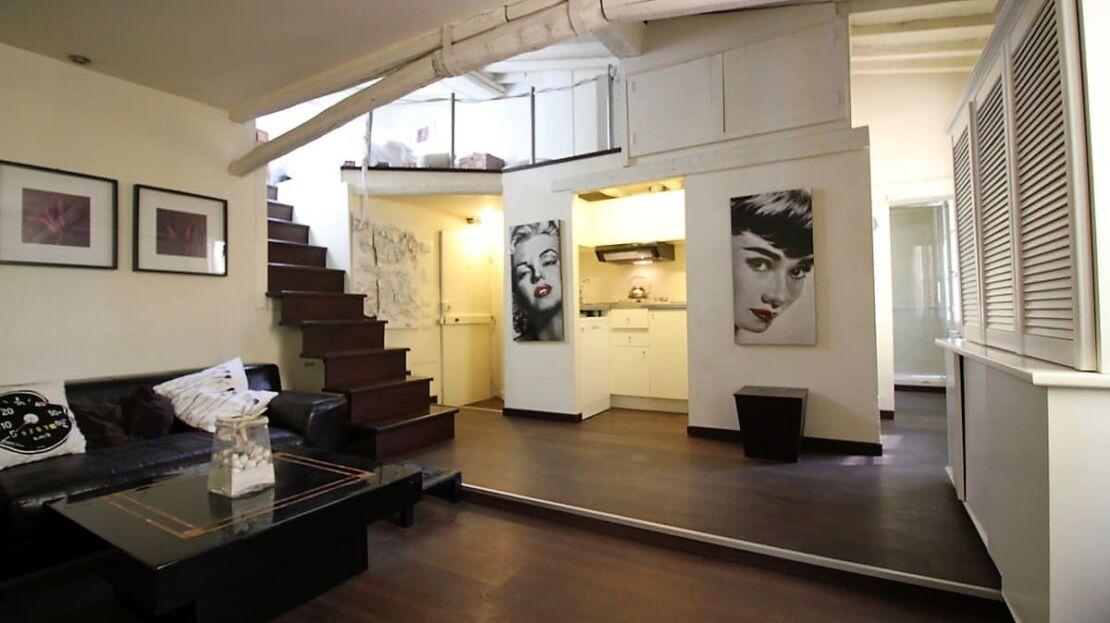 Appartamento in vendita in via dei Serragli