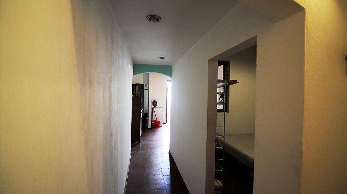 Casa in vendita in Borgo san Frediano corridoio