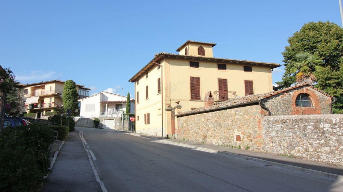Villa Marcella in Cavriglia