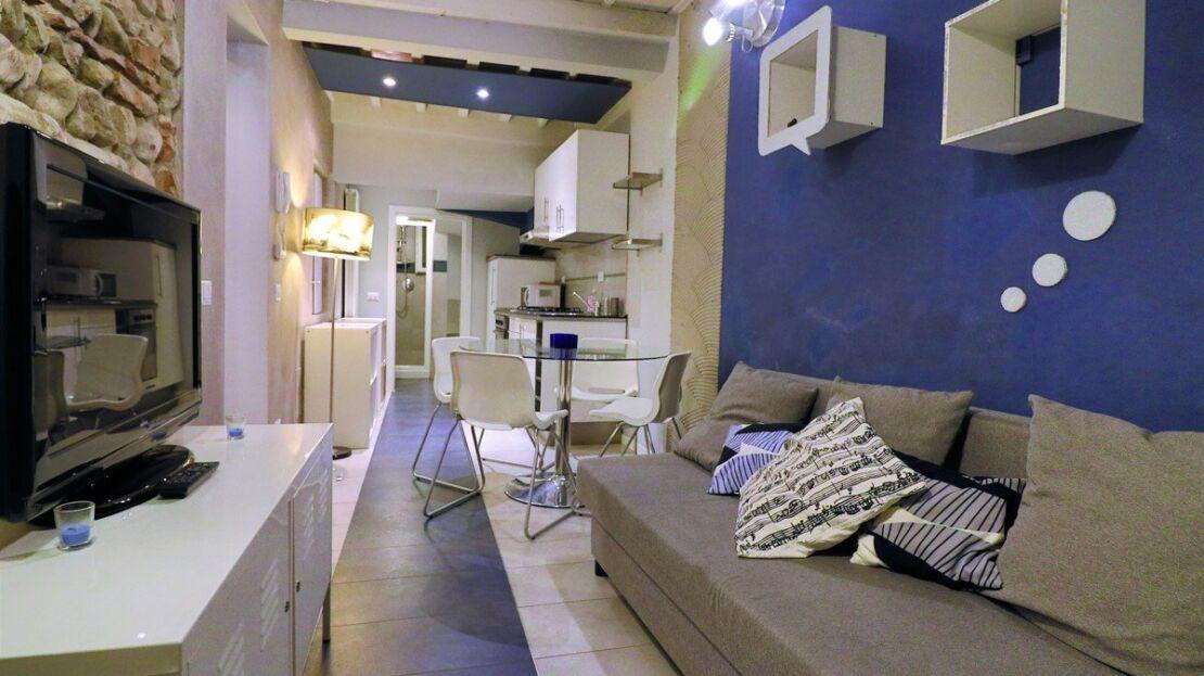 Apartment in via della Pergola