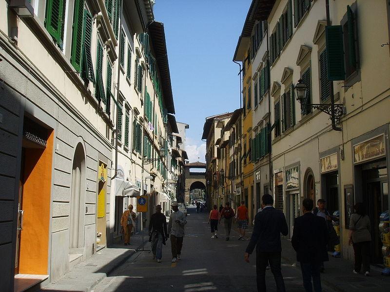 Monolocale in Borgo la Croce