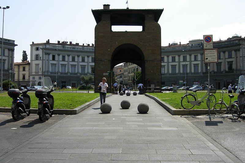 Studio in Borgo la Croce