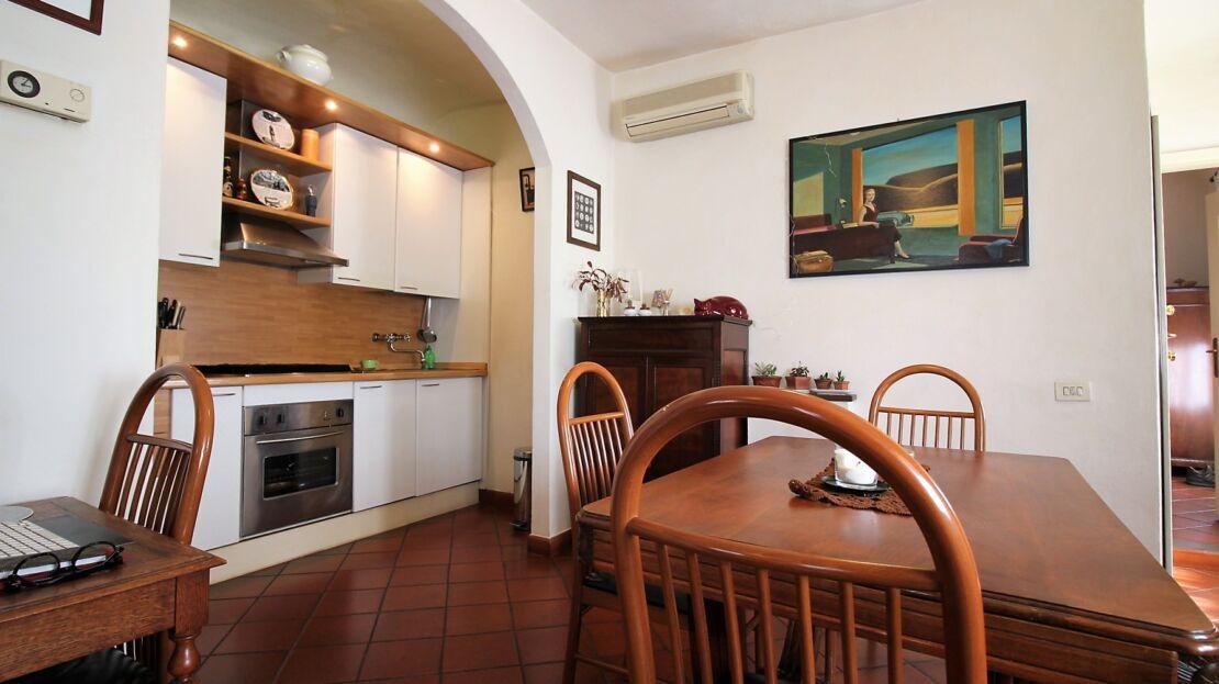 House near via del Campuccio