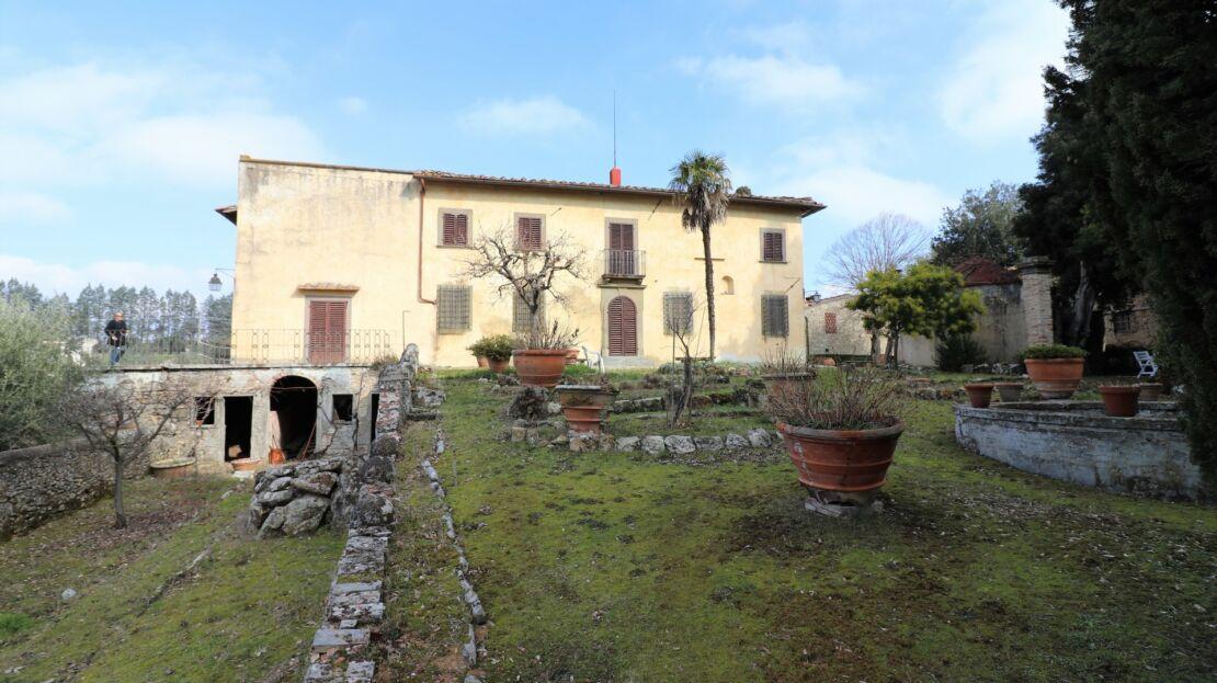 Villa in vendita a San Casciano