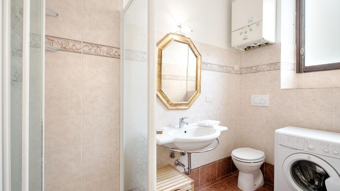 Casa in vendita vicino Piazza Santissima Annunziata bagno