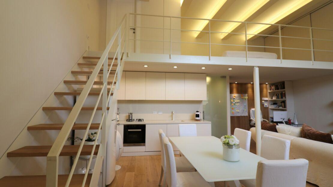 Loft in vendita in via Mannelli