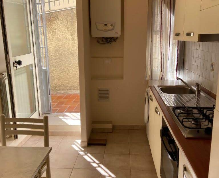 Two-room apartment in Soffiano