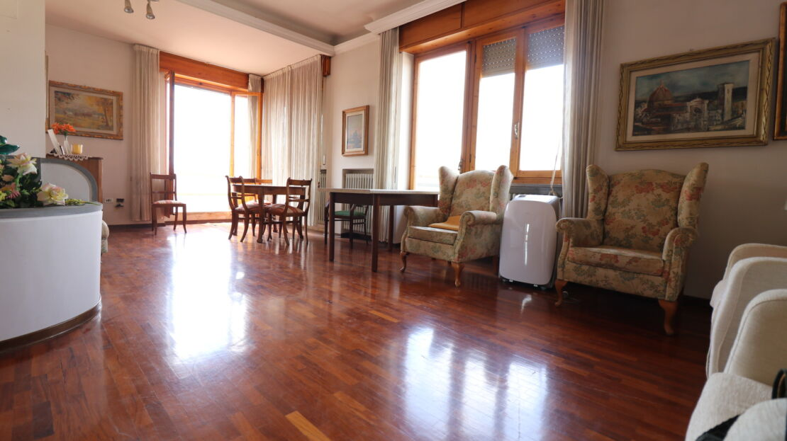 Penthouse in Coverciano