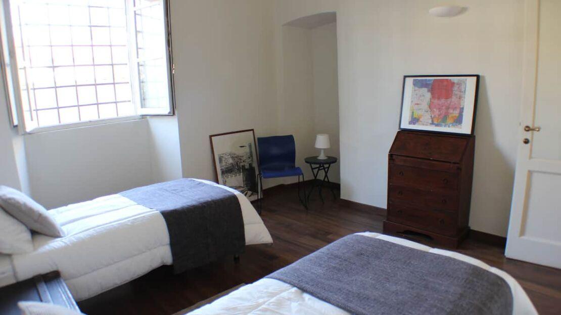 Apartment in Via Pisana