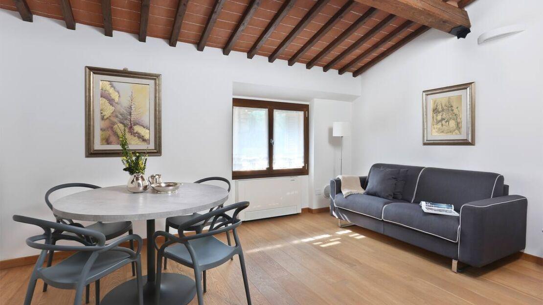 Appartamento in affitto in Palazzo Tessitori