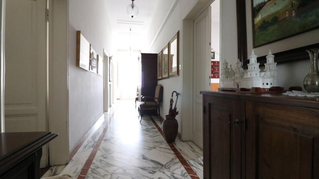 house in Via XX Settembre