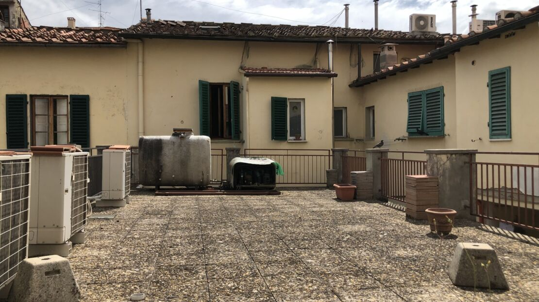 Terraced house in Gavinana