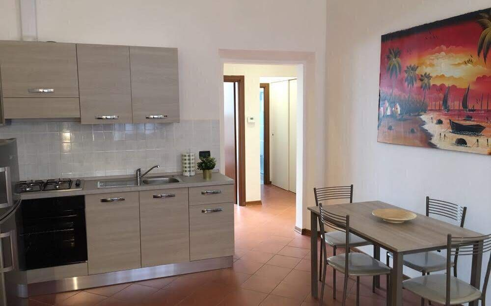 Two-room apartment in Via Baracca