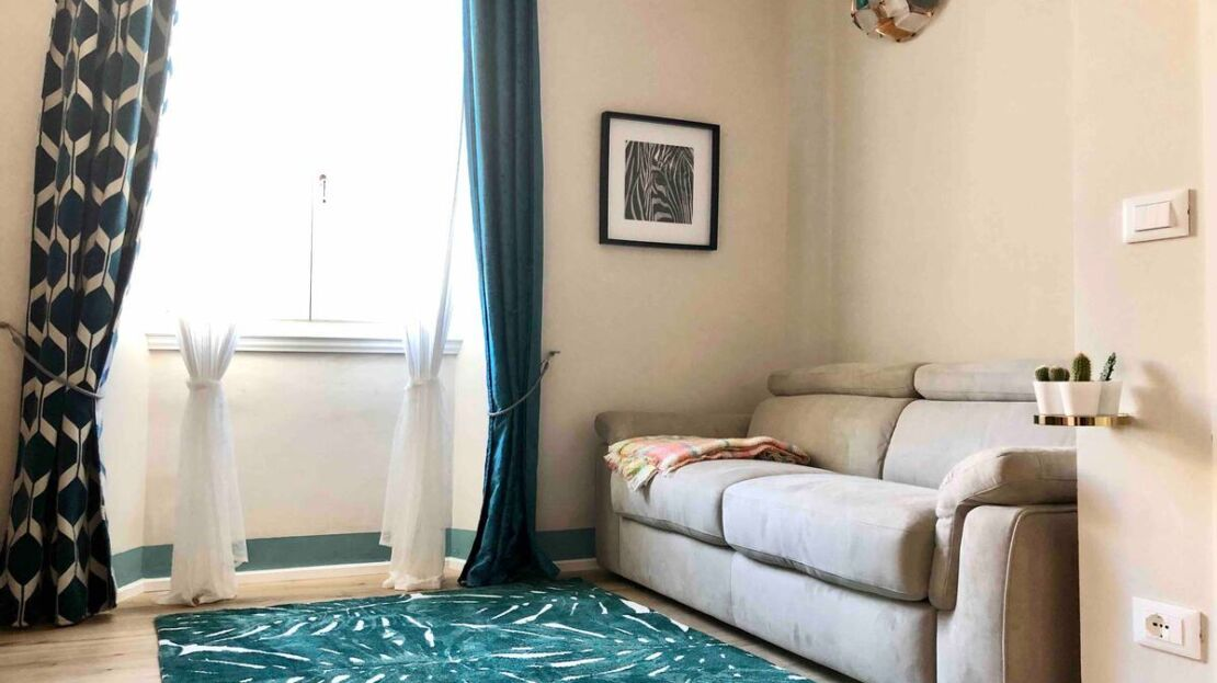 Two-room apartment near Porta San Frediano
